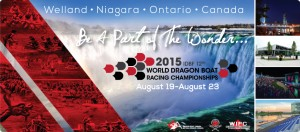 Dragon Boat 2015 Banner